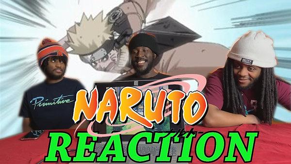 Naruto Episode 6,8-10 Reaction