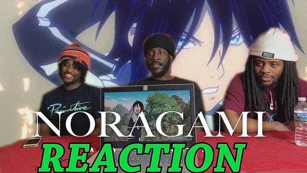 Noragami Episode 2 Reaction