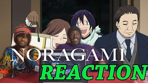 Noragami ep 5 Reaction