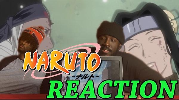 Naruto ep. 15,16,17,18,19 Reaction