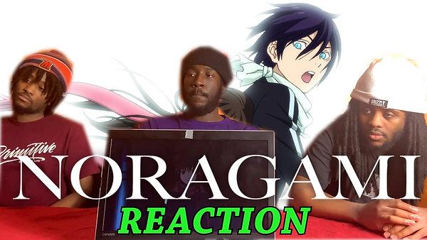 Noragami Ep 1 Reaction