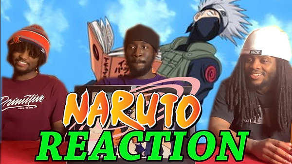 Naruto Reaction Eps 1,3-5