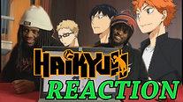 Haikyuu Ep 5 Reaction