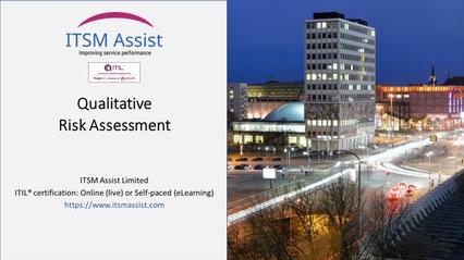 FREE: Qualitative Risk Assessment