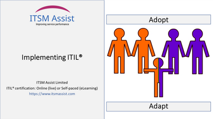 FREE: Implementing ITIL®