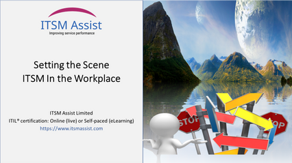 FREE: ITSM in the Workplace
