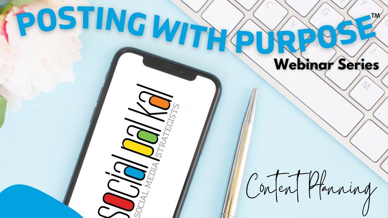 Content Planning Webinar
