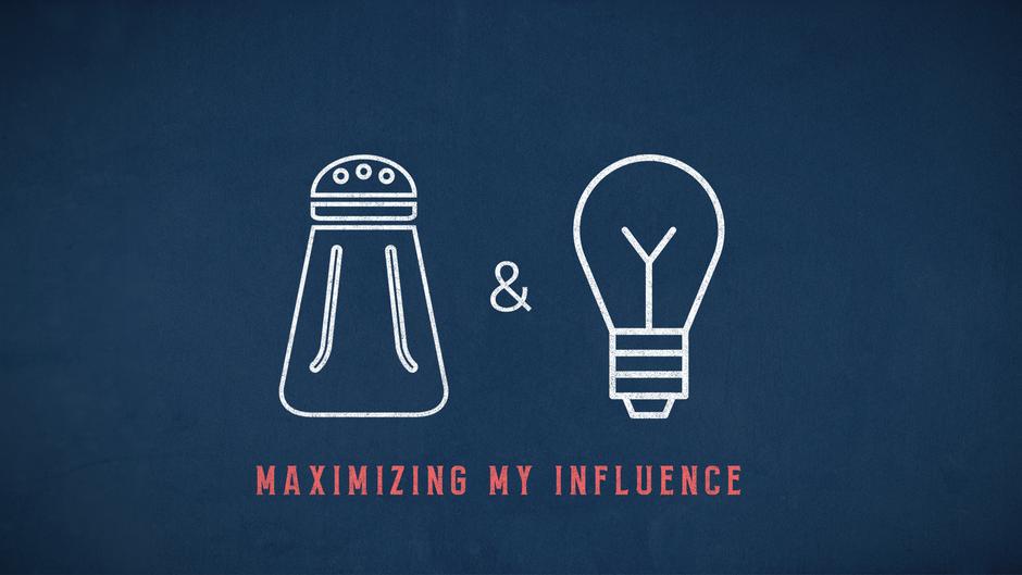Maximizing My Influence