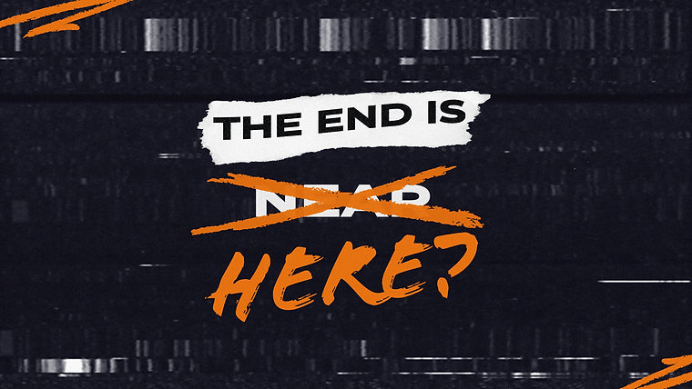 The End Is Here?