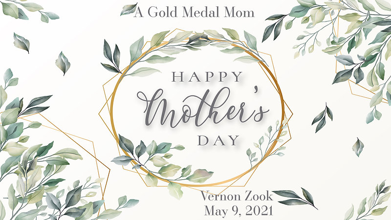 A Gold Medal Mom