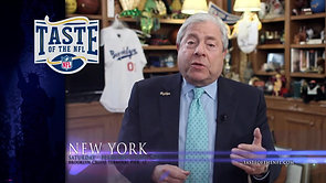 Taste of the NFL - Marty Markowitz