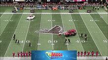 Mega Millions Atlanta Falcons Halftime Show