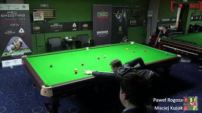 Paweł Rogoza - break 100 PLS TOP16