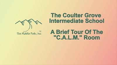 TMP Coulter Grove C.A.L.M. Room