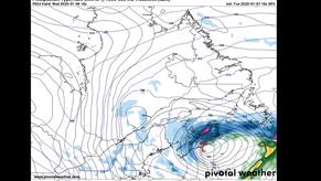 Atlantic Canada Storm Update
