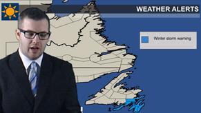 Details on the Next Newfoundland Storm