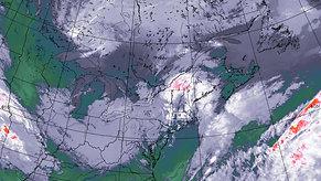 Rain, Wind and Snow Headed for NL