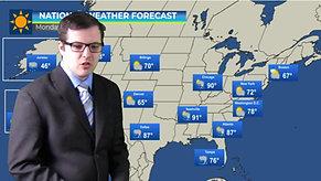 Memorial Day Forecast