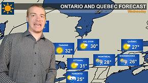Canada Day Forecast