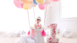 Magical First Birthday