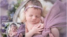 Simple Newborn Edit