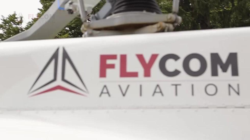 FLYCOM AVIATION_PANORAMIC FLIGHT