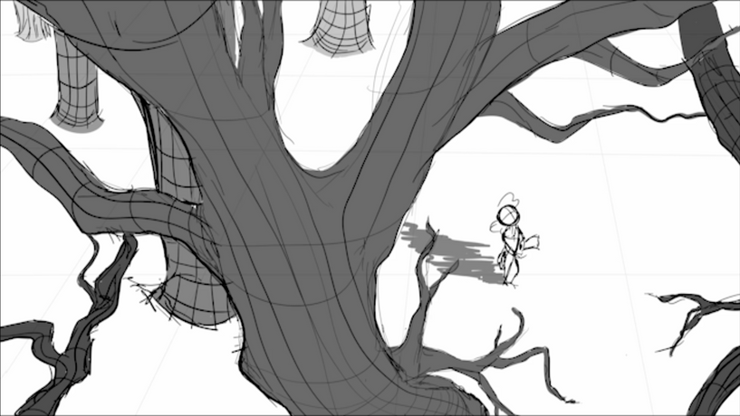 Thesis Storyboards