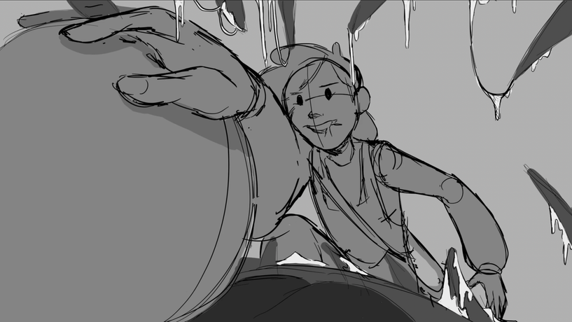 Storyboard Reel 2021