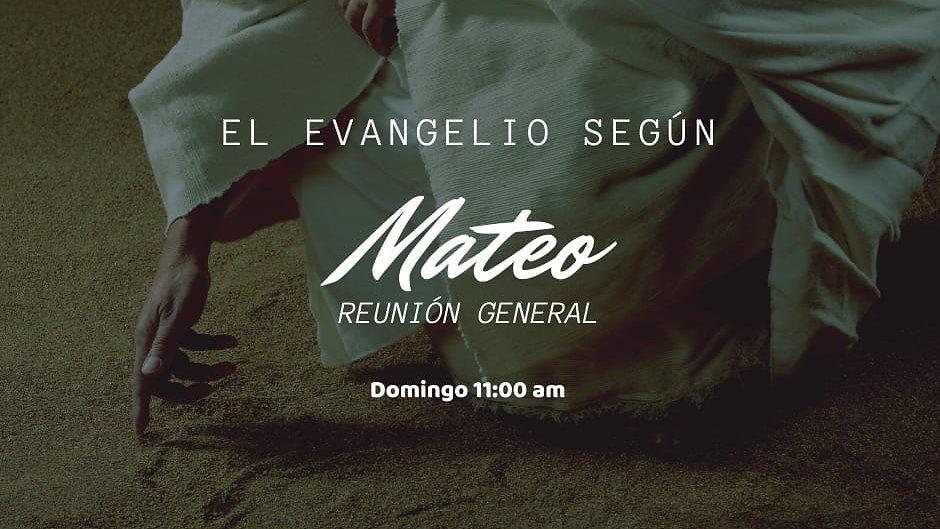 Mateo Verso a Verso
