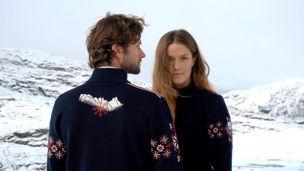 Dale of Norway - AW20 Campaign