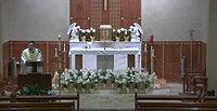 Holy Mass April 8,2021