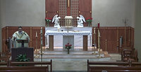 Holy Mass & Rosary, Tues. May 12, 2021_Homily clip