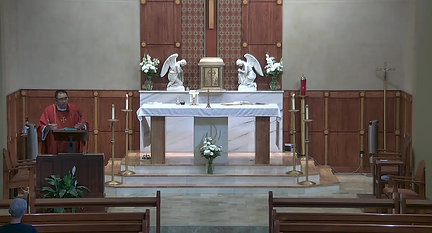 Holy Mass and Rosary June 3, 2021 homily clip