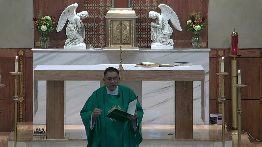 August 2021 Homilies