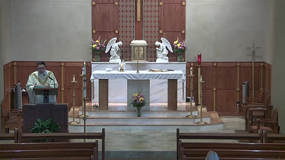 Holy Mass and Rosary May 6, 2021_Trim