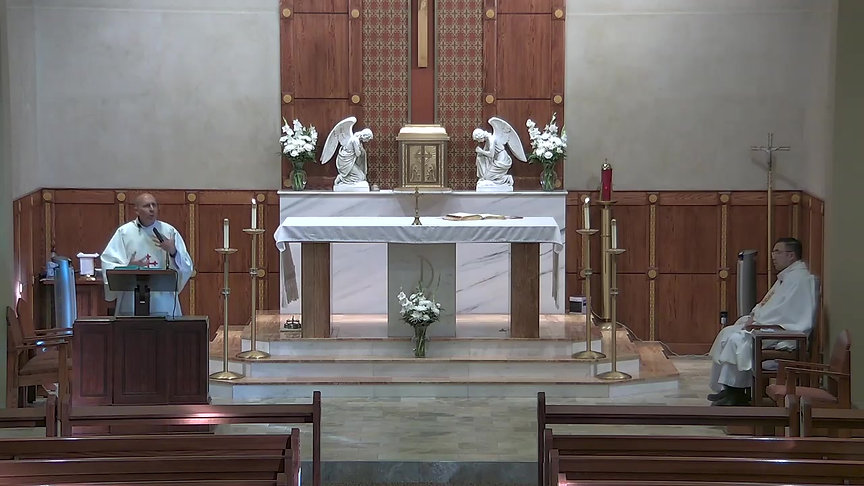 Holy Mass June 4, 2021_homily clip