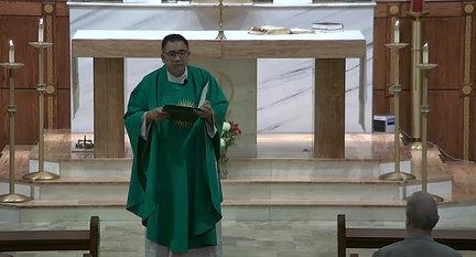 Copy of Holy Mass Sunday,. Aug 29, 2021_Trim