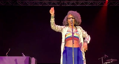 """Pass The Dutchie/Lady Lighta"" Live in Perth, Australia"