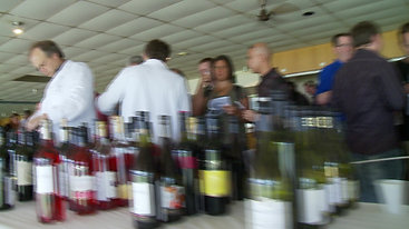 Hobart Wine Show intro