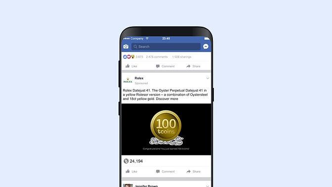 ADSR on Social App