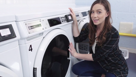 Washing your clothes