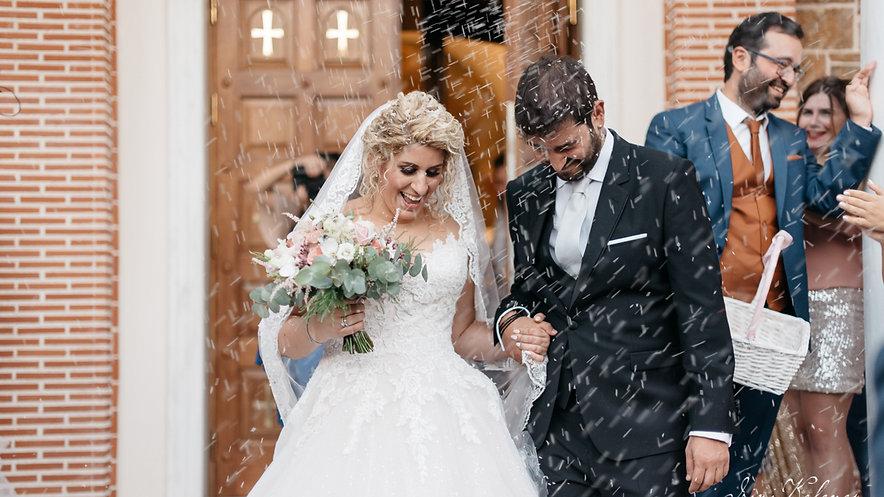 KOSTANTINOS & ILIADA THE WEDDING DAY FILM