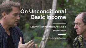 Enno Schmidt and Mathew Schmid