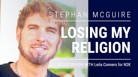 Losing My Religion with Stephan McGuire