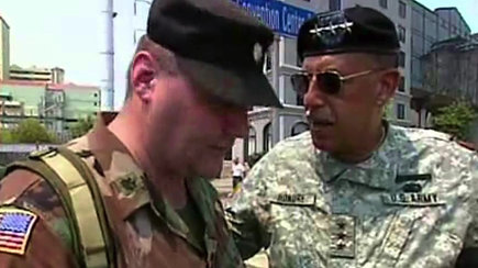 General Russel Honoré on Gulf Coast Resilience