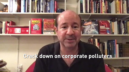 Michael Mann Update on Climate