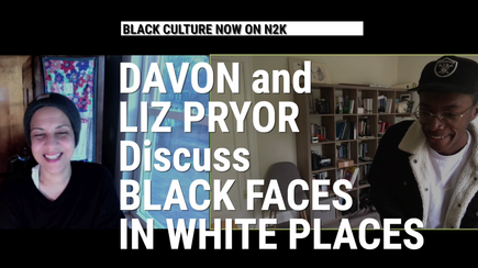 Black Faces in White Spaces