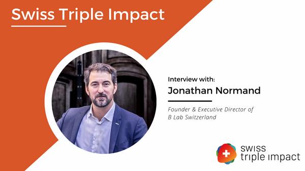 STI Launch - Jonathan Normand