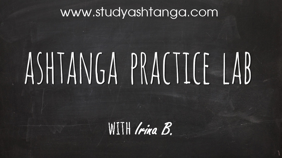 ASHTANGA PRACTICE LAB