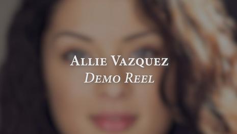 Allie Vazquez's Reel